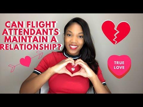 Flight Attendant Relationship Tips | Valentine's Day Edition