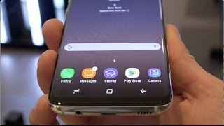 Samsung Galaxy S8 Hands On and Impressions!