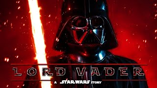"""Darth Vader: A Star Wars Story (2018 Movie) Teaser Trailer """"The Rise of Darth Vader"""" (FanMade)"""