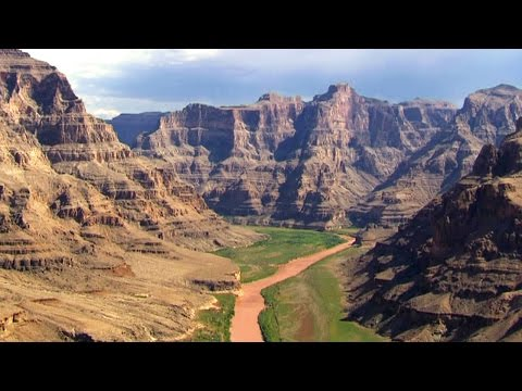 Continental Drift - Grand Canyon Formation