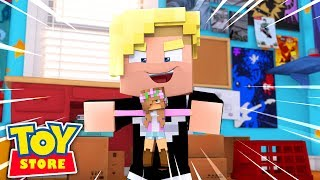 LITTLE KELLY DOLL IS TORN APART BY NEW OWNER! Minecraft Toystore