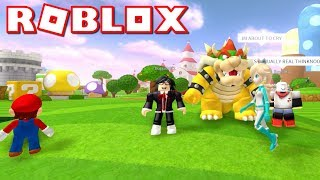 Think Roblox Is Stupid? THIS MARIO GAME WILL BLOW YOUR MIND!!!!