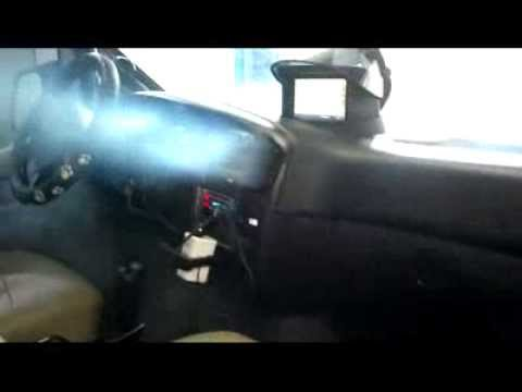 The cleaning of car air-conditioner's evaporator