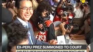 Ex-Peru President Fujimori to face another trial; accused of killing 6 farmers in 1992