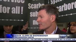 Video: LRT vs. subway debate heats up again at Scarborough transit meeting
