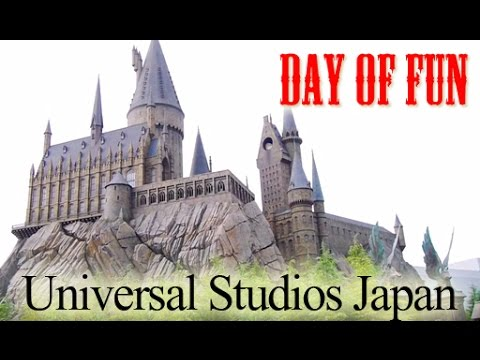 Amazing Food at Universal Studios Japan-Wizarding World of Harry Potter USJで食べまくり!