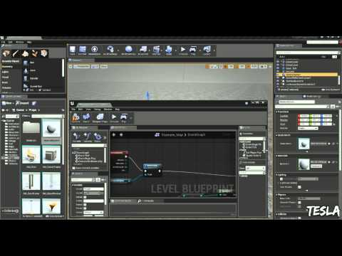 Unreal Engine 4 Tutorial - Basic Hunger System 3/3
