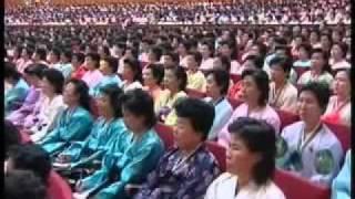 록화보도 전국녀맹선군문화열성자회의 360p