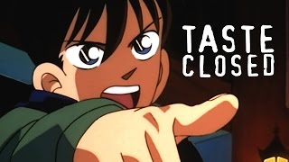 Taste Closed