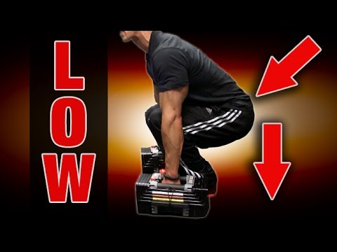 How to GO LOW (Squat Deeper Instantly!)