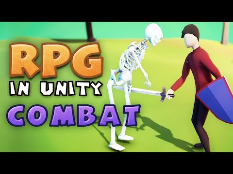 COMBAT - Making an RPG in Unity (E11)