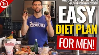 Download The Best Weight Loss Diet For Men Over 40- Simple & Sustainable Video