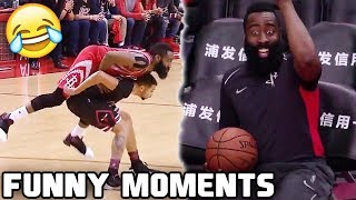 James Harden FUNNY MOMENTS