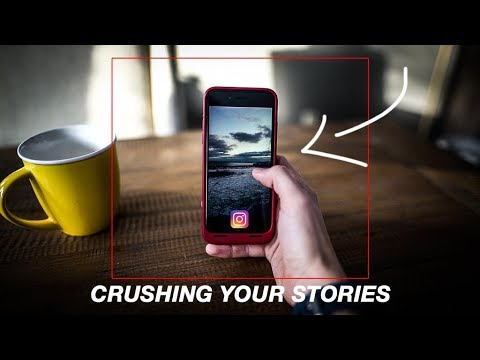 HOW TO MAKE CINEMATIC INSTAGRAM STORIES - PREMIERE PRO