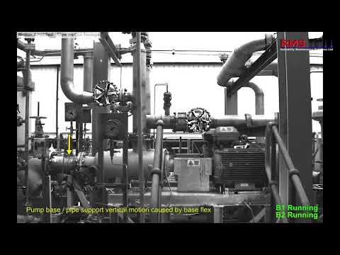 Piping - Severe Transient Pipework Vibration