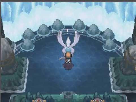 Pokemon Soul Silver - Lugia!