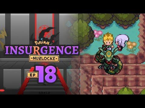 AUGUR IS AFTER US!! | Pokemon Insurgence Nuzlocke Part 18