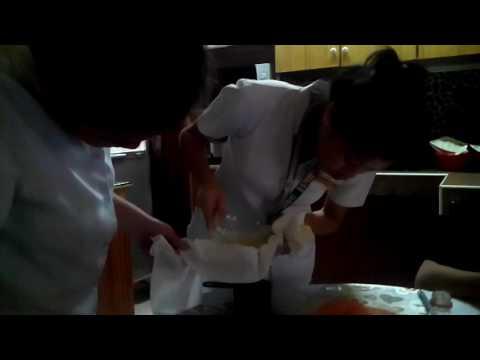 Pineapple Vinegar Making (CharChar)