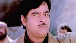 Chunky, Dharmendra, Shatrughan Sinha, Aag Hi Aag - Scene 17/18