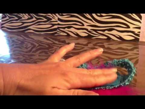 How to make a baby headband - DIY Headband Rylee Kit