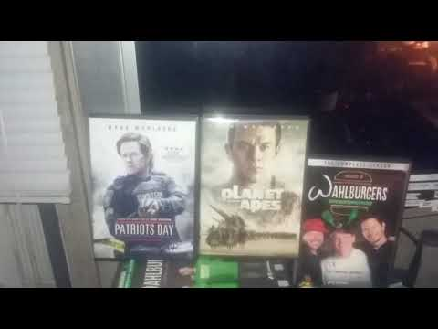 AQUAhydrate and Mark Wahlberg DVDs