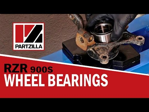 Polaris RZR Wheel Bearing Replacement   2015 RZR 900S    Partzilla.com