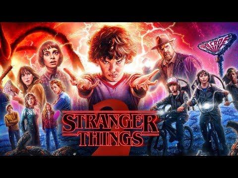 Stranger Things - Season 2 Review (4K)