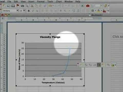 Excel Line Graph