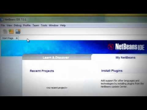 Netbeans Android SDK Tutorial
