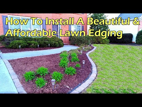 Download How to Install a Beautiful and Affordable Paving Stone Edging