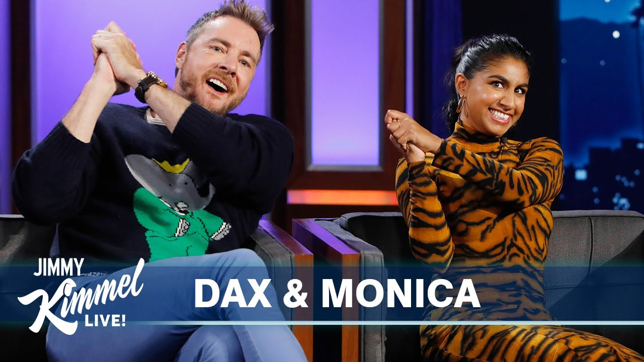 Dax Shepard & Monica Padman on Their Three Way Marriage with Kristen Bell and Prince Harry Interview