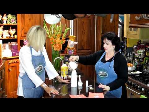 Sugar-free whipped cream