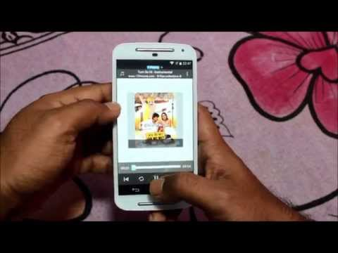 Moto G (2nd Generation) - How to Customize Ringtone