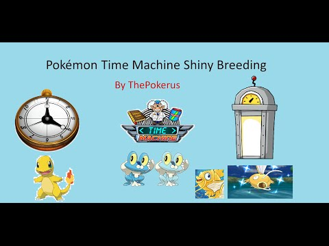 Always breed a perfect shiny Pokemon - Masuda Time Machine Shiny Breeding