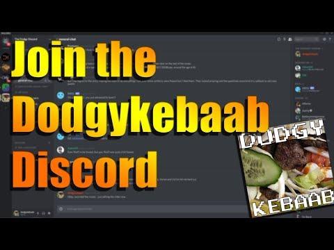 The Dodgykebaab Discord - Join now!