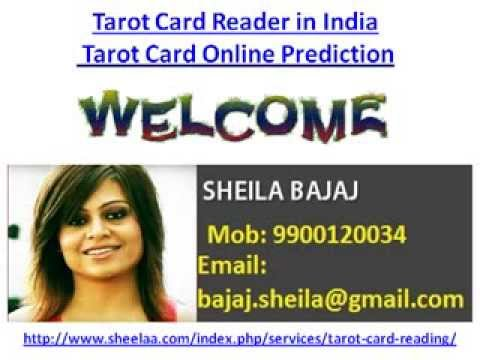 Tarot Card Reader in India, Tarot Card Online Prediction