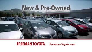 Freeman Toyota - Here To Stay
