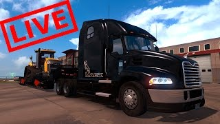 American Truck Simulator: Mack Pinnacle Review | Daikhlo