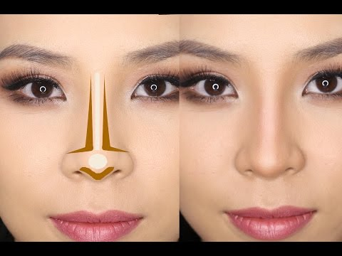 How to Contour Your Nose for Beginners | Tina Yong