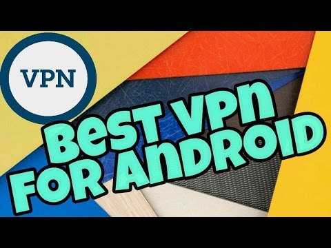 TUNNELBEAR VPN - BEST VPN FOR ANDROID - 2017