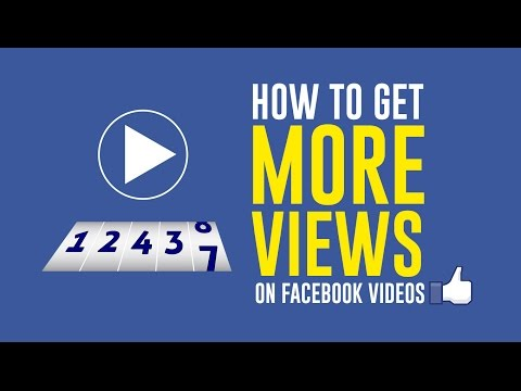 Kato: How To Get More Views On Your Facebook Video (Secret Tip!)
