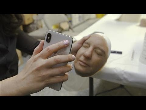 iPhone X Review: Testing (and Tricking) FaceID