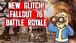 Fallout 76 New Glitches