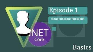 ASP.NET Core 3 - Authentication - Ep.1 Basics (Claims/ClaimsIdentity/ClaimsPrincipal/Authorization)