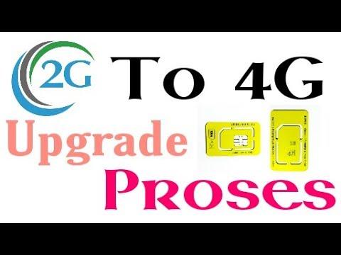 idea Sim 2G/3G to 4G Upgrade  Process New Trick in Hindi
