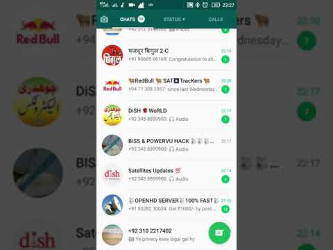 How to change whatsapp GROUP'S SETTINGS TO ALLOW ONLY ADMINS