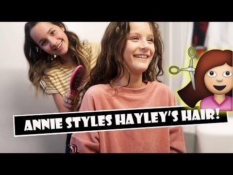 Annie Styles Hayley's Hair 💇 (WK 383.6)   Bratayley