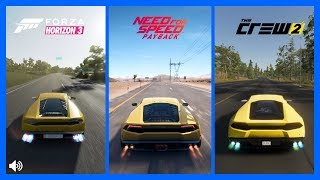 the crew 2 vs need for speed payback