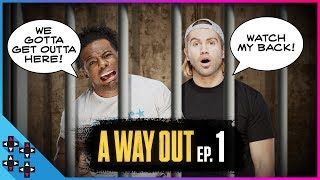 TYLER BREEZE & AUSTIN CREED look for A WAY OUT! #1 - UpUpDownDown Plays