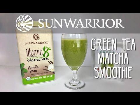 Green Tea Matcha Smoothie | Marzia Prince